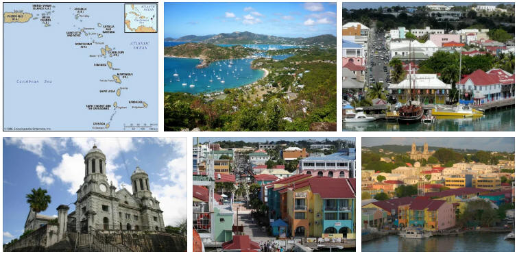 Antigua and Barbuda: History