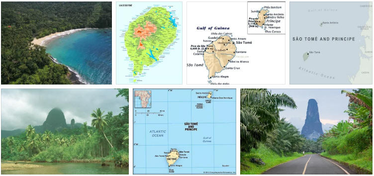 Sao Tome and Principe: History