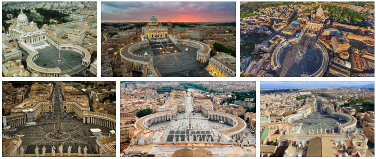 Vatican State: History