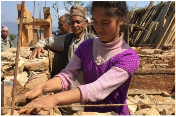 Children Education in Nepal