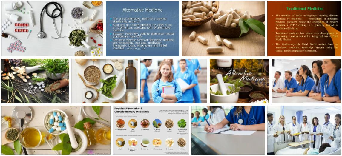Study Alternative Medicine