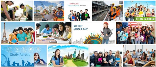Study Civil Engineering Abroad