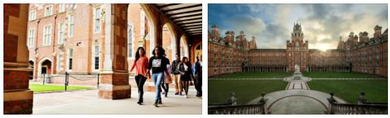 Colleges in the UK