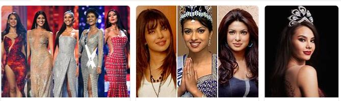 Top 10 Most Winning Countries in Miss World
