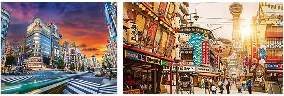 Japan Transportation and Tourism