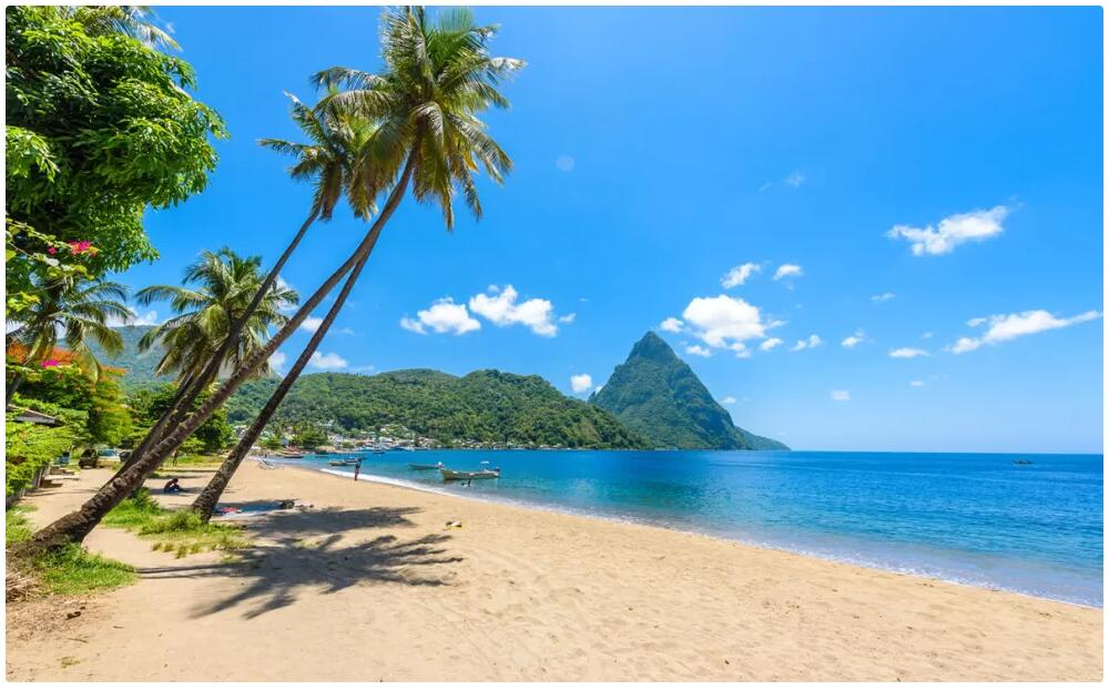 Best Travel Time and Climate for Saint Lucia