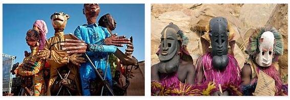 Mali Arts and Culture