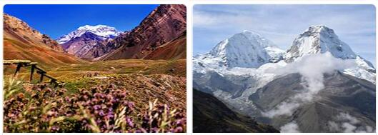 Mountaineering in South America