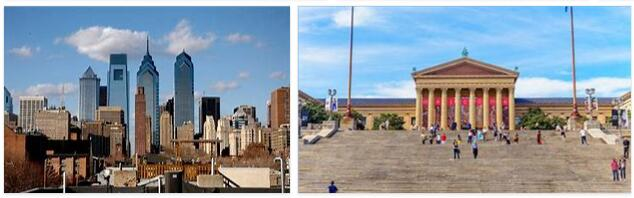 Philadelphia Main Sights