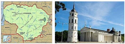 Travel to Lithuania