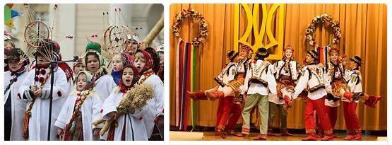 Ukraine Traditions